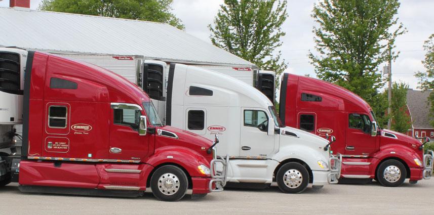 Ennis Trucks
