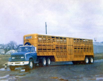 Ennis First Truck